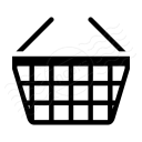 Shopping Basket Icon 128x128