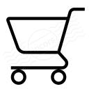 Shopping Cart Icon 128x128