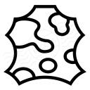 Skin Cow Icon 128x128
