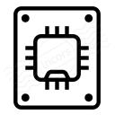 Ssd Drive Icon 128x128