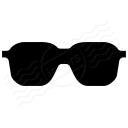 Sunglasses Icon 128x128