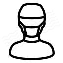 Surgeon Icon 128x128