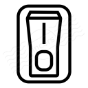 Switch 2 Off Icon 128x128
