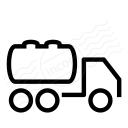 Tank Truck Icon 128x128