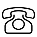 Telephone 2 Icon 128x128