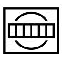 Test Card Icon 128x128