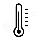 Thermometer Icon 128x128