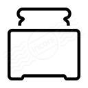 Toaster Icon 128x128