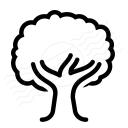 Tree Icon 128x128