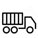 Truck Container Icon 128x128