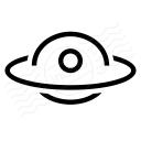 Ufo Icon 128x128