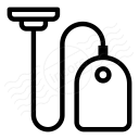 Vacuum Cleaner Icon 128x128