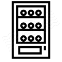Vending Machine Icon 128x128
