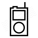 Walkie Talkie Icon 128x128