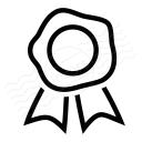 Wax Seal Icon 128x128