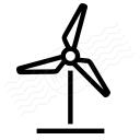Wind Engine Icon 128x128
