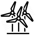 Wind Engines Icon 128x128