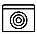 Window Touch Icon 128x128