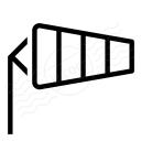 Windsock Icon 128x128
