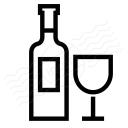 Wine Icon 128x128