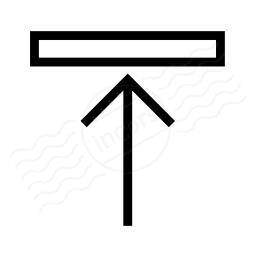 Arrow Barrier Icon 256x256