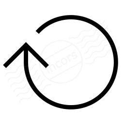 Arrow Circle Icon 256x256
