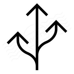 Arrow Fork 2 Icon 256x256