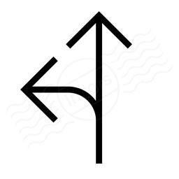 Arrow Junction Icon 256x256