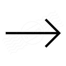 Arrow Right Icon 256x256