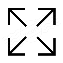 Arrow Spread 2 Icon 256x256