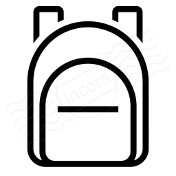 Backpack Icon 256x256