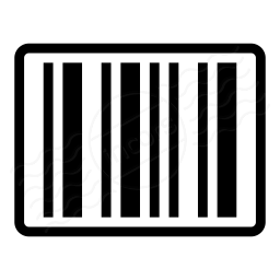 Barcode Icon 256x256