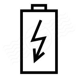 Battery Charge Icon 256x256