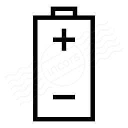 Battery Plus Minus Icon 256x256