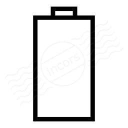 Battery Status 0 Icon 256x256
