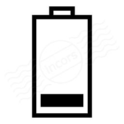 Battery Status 1 Icon 256x256