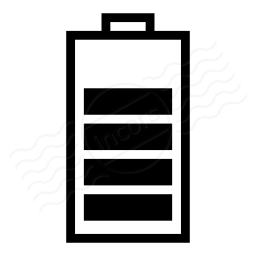 Battery Status 4 Icon 256x256
