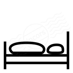 Bed Empty Icon 256x256