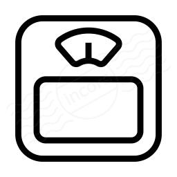 Body Scale Icon 256x256