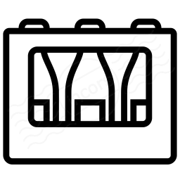 Bottle Crate Icon 256x256