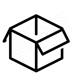Box Open Icon 256x256