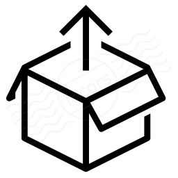 Box Out Icon 256x256