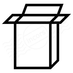 Box Tall Icon 256x256