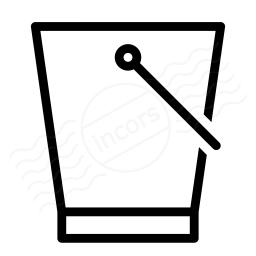 Bucket Icon 256x256