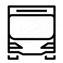 Bus Icon 256x256