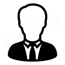 Businessperson 2 Icon 256x256