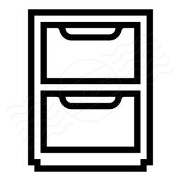 Cabinet Icon 256x256