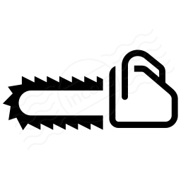 Chainsaw Icon 256x256