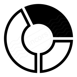 Iconexperience I Collection Chart Donut Icon