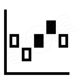 Chart Renko Icon 256x256